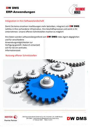 ERP Anwendungen